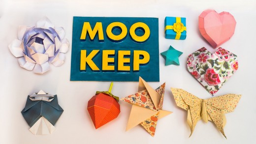 Mookeep.com Papercraft & Origami – January 2014