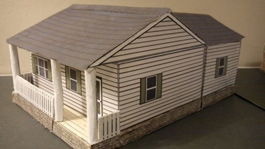 ranch-house-diorama-paper-model-thumb