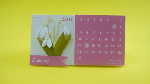 moo-multi-layered-papercut-art-mini-monthly-flower-calendar-january-2016-thumb