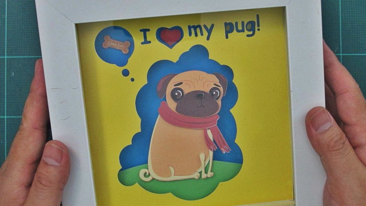 i-love-my-pug-3d-multi-layered-papercut-art-thumb
